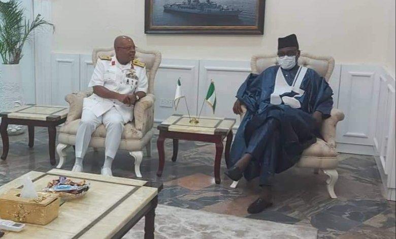 Shagunu Naval Base: Niger governor rekindles talks with Chief of Naval Staff