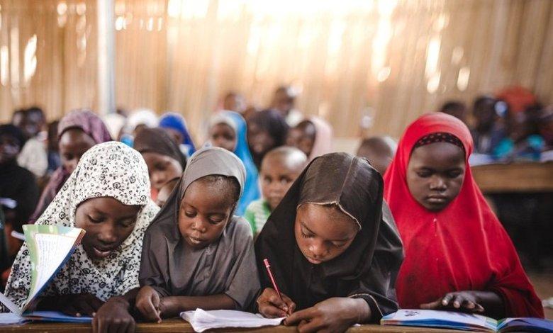 School Children in Northern Nigeria