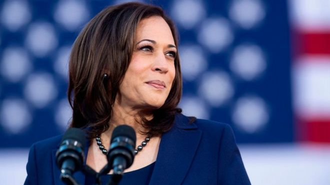 US election: Biden picks Kamala Harris as running mate