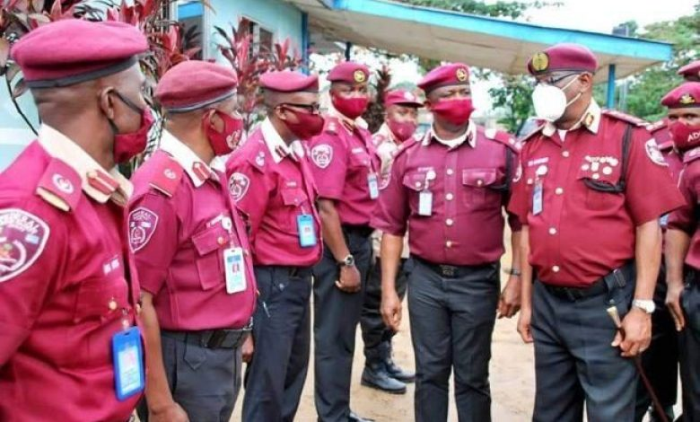Photo of FRSC promotes 79 Assistant Corps Commanders