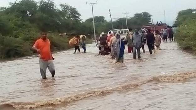 Heaviest rain in Ethiopia and Flood
