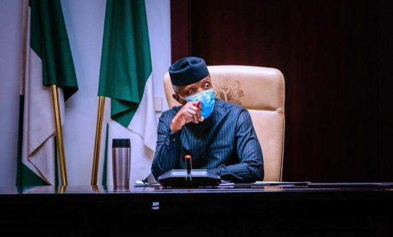 Osinbajo: Africa should use AfCFTA for trade negotiations with the world