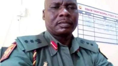 Photo of Colonel DC Bako: Adieu gallant hero of our time