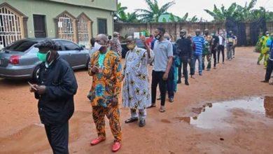 Photo of Edo Election: No compliance to COVID-19 protocols – ESES