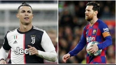 Photo of Cristiano Ronaldo pitted against Lionel Messi in Champions League group stage draw