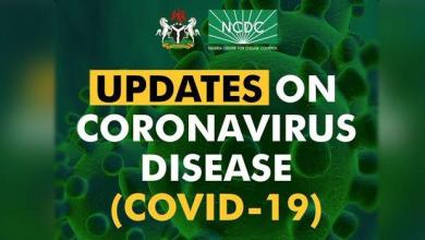 Photo of Nigeria reports 122 new COVID-19 infections