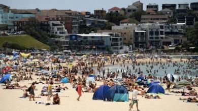 Photo of Sydney records hottest November night on record