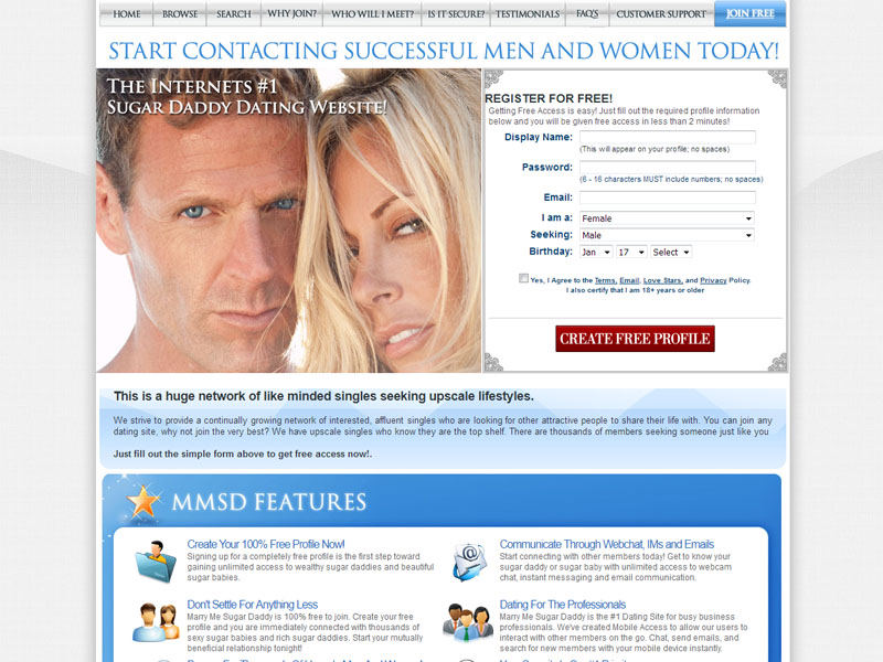 how to make my dating website successful