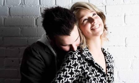 kiss a girl's neck