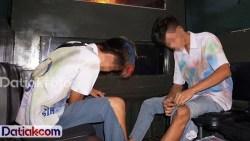 Tak Peduli PSBB, Pelajar Tetap Pesta Kelulusan Sampai Malam