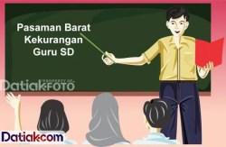 Pasaman Barat Kekurangan 1.500 Guru SD