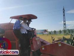 Menteri Pertanian Minta Pastikan Lumbung Pangan