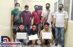 Pemerkosa Pelajar SMA di Dharmasraya Tertangkap