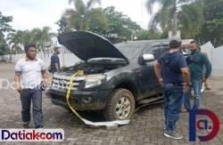 Pencurian Onderdil Mobil Dinas di Solok Selatan Diselidiki