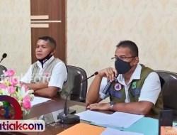 BNPB dan BPBD Padangpariaman Siapkan Desa Tangguh Bencana