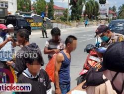Ratusan Pelanggar Protokol Kesehatan di Kota Solok
