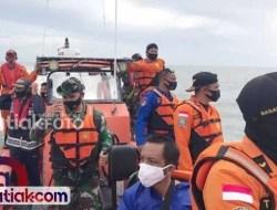 Dihantam Badai, Nelayan Hilang di Laut Siberut
