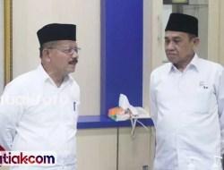 Penerbitan SK Lahan Batalyon Kesehatan di Tarok City Dikebut
