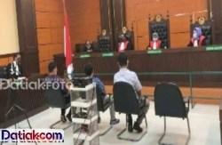 Mantan Camat Pagai Selatan Dkk Divonis 5 Tahun Penjara
