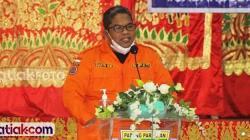 Bupati Padangpariaman, Suhatri Bur menerbitkan instruksi agar PTM di Padangapriaman pada semester genap dihentikan.