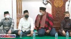 Wagub Sumbar didampingi Bupati Padangpariaman saat Safari Ramadan di Masjid Raya Kapalo Hilalang.