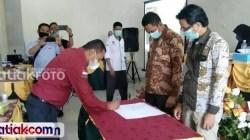 Kehumasan di KPU Padangpariaman
