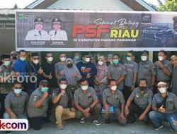 Pajero Sport Family Riau Berdonasi Rp 30 Juta di Padangpariaman
