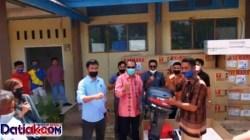Bantuan mesin tempel untuk kelompok nelayan di Kepulauan Mentawai