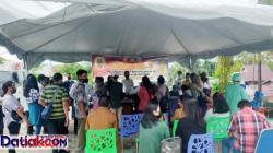vaksinasi Covid-19 di Mentawai