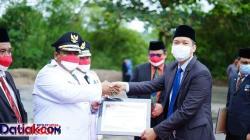 Inspektur Padangpariaman Hendra Aswara