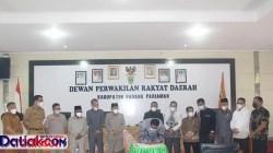 8 fraksi di DPRD Padangpariaman