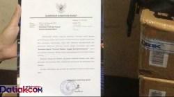 hak angket kepada Gubernur Sumbar memenuhi syarat