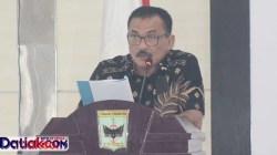 realisasi anggaran OPD di Padangpariaman tahun 2021