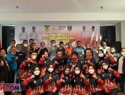 Karateka Sumbar Ikut 8 Nomor Pertandingan di PON Papua