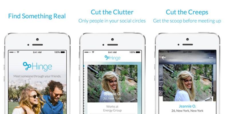 Hinge dating app usa