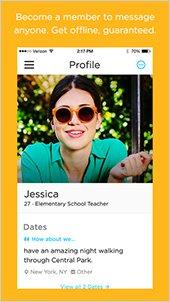 Pool dating app