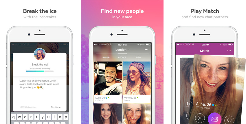 Dating App Lovoo