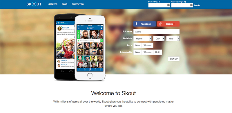 Skout-Dating Android Download