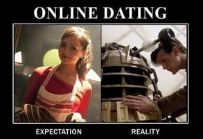 9 Funny Online Dating Jokes From Comics Pinterest Blogs