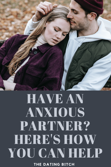 Helping a partner with Retroactive Jealousy pin