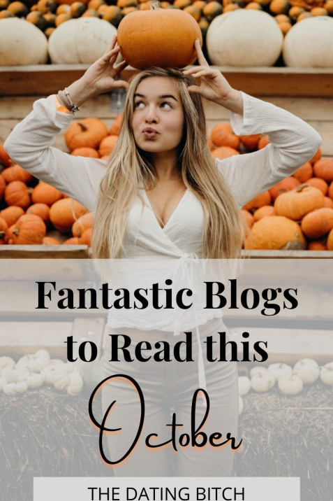 Fantastic Blogs to Read this October Pin