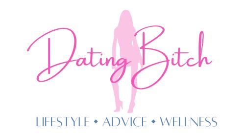 Dating Bitch Logo - Lifestyle, Advice, Wellness