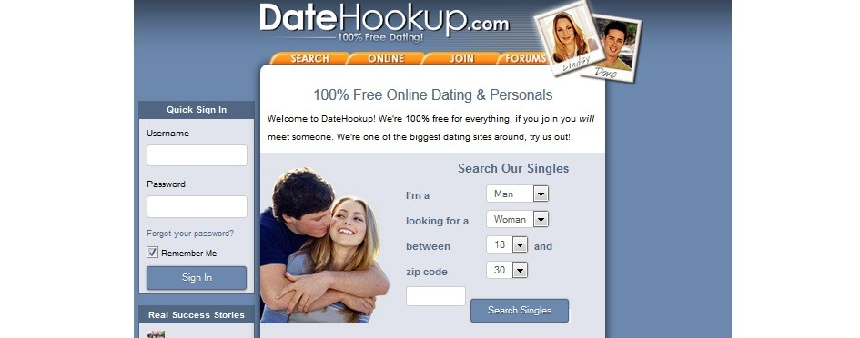 Are there any genuinely free dating sites