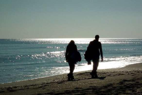 Neem je date mee naar het strand