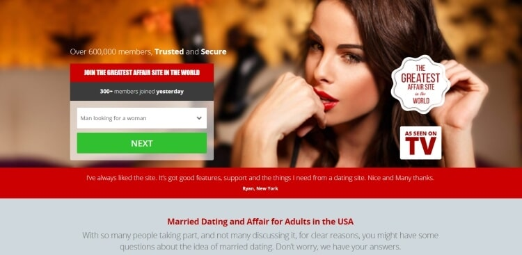 Ashley Madison Alternatives: Best Affair Dating Sites in
