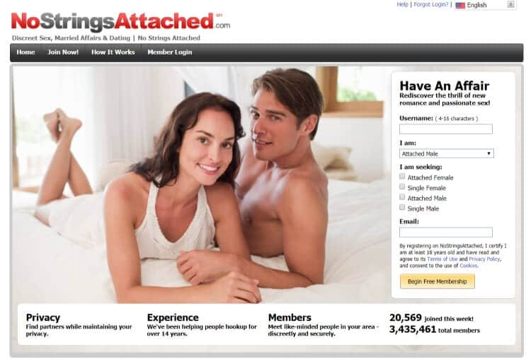 Adult dating sites no email