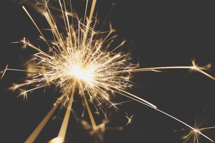 x-mas spark