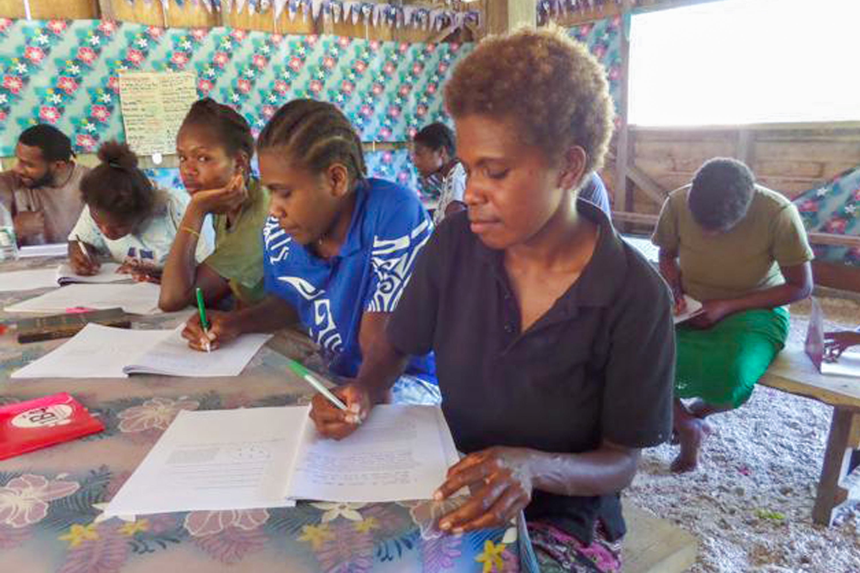 Building a common vision in Vanuatu for moral education | BWNS