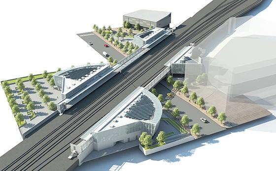 Infrastructure Week PATH Harrison