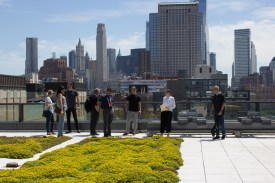 Dattner Architects, AIA Conference on Architecture, M125 Garage & Salt Shed Tour